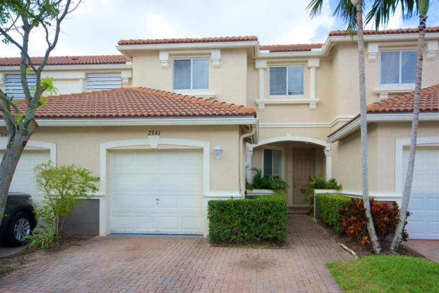 2046 Oakhurst Way, Riviera Beach, FL 33404 (#RX-10383036) :: The Haigh Group | Keller Williams Realty