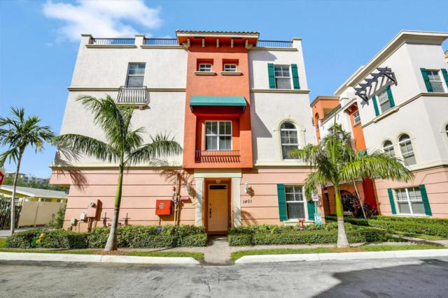 1033 NE 17th Way #1401, Fort Lauderdale, FL 33304 (#RX-10383139) :: The Haigh Group   Keller Williams Realty