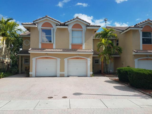 5424 NW 90th Terrace, Sunrise, FL 33351 (MLS #RX-10383213) :: Castelli Real Estate Services
