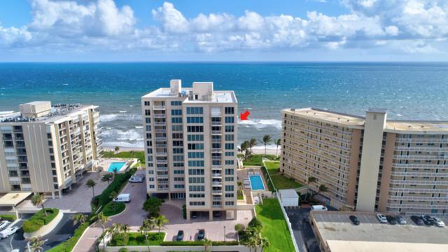 3015 S Ocean Boulevard #702, Highland Beach, FL 33487 (#RX-10383310) :: The Haigh Group | Keller Williams Realty