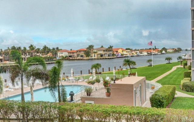 3114 S Ocean Boulevard #205, Highland Beach, FL 33487 (#RX-10383382) :: The Haigh Group | Keller Williams Realty
