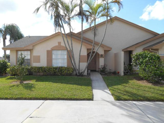 9334 Boca Gardens Parkway C, Boca Raton, FL 33496 (MLS #RX-10383446) :: Castelli Real Estate Services