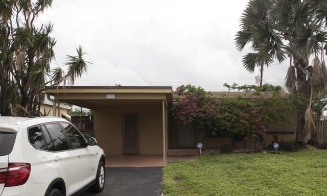 5372 NE 5th Avenue, Oakland Park, FL 33334 (MLS #RX-10383513) :: Castelli Real Estate Services