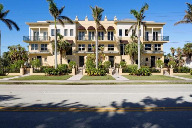 425 N Ocean Boulevard #3, Boca Raton, FL 33432 (MLS #RX-10383521) :: Castelli Real Estate Services
