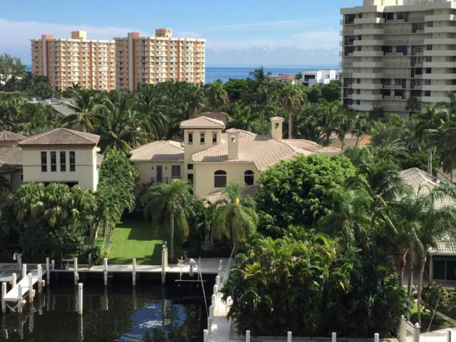 4740 S Ocean Boulevard #804, Highland Beach, FL 33487 (#RX-10383606) :: The Haigh Group | Keller Williams Realty