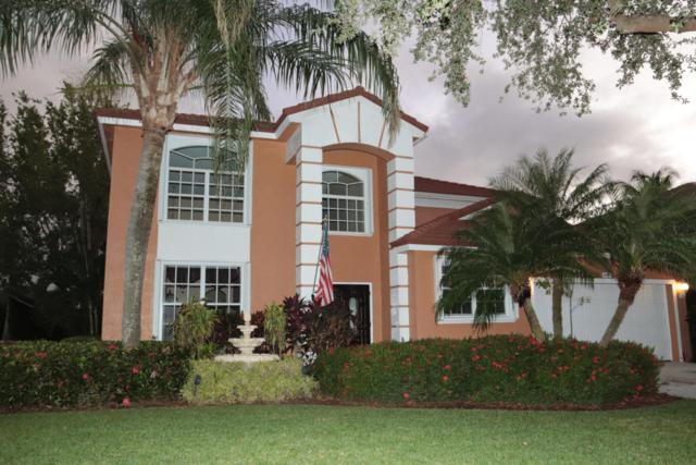 446 Oriole Circle, Jupiter, FL 33458 (#RX-10384901) :: Amanda Howard Real Estate™