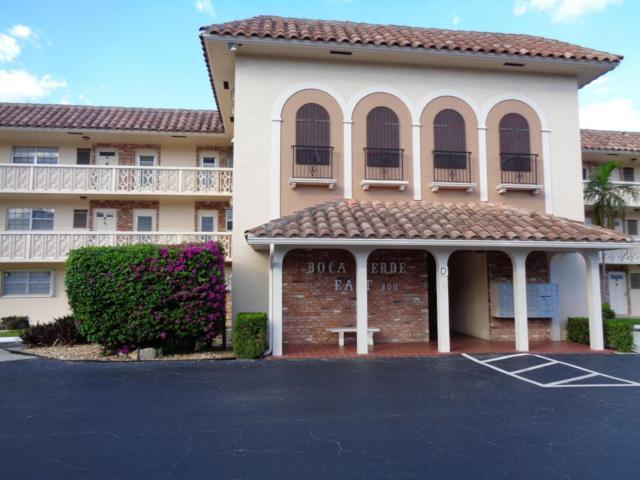 400 NE 20th Street D131, Boca Raton, FL 33431 (#RX-10385471) :: The Haigh Group | Keller Williams Realty