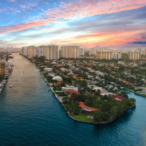 501 Palm Drive, Hallandale Beach, FL 33009 (MLS #RX-10385653) :: Castelli Real Estate Services