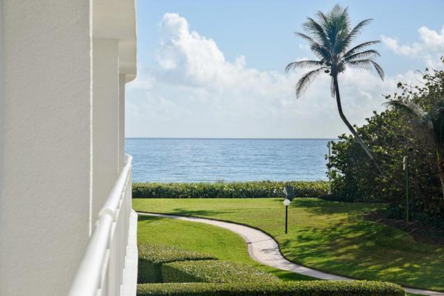 2780 S Ocean Boulevard #208, Palm Beach, FL 33480 (#RX-10388577) :: Ryan Jennings Group