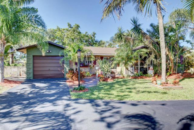 656 Eagle Drive, Delray Beach, FL 33444 (#RX-10389155) :: Amanda Howard Real Estate™