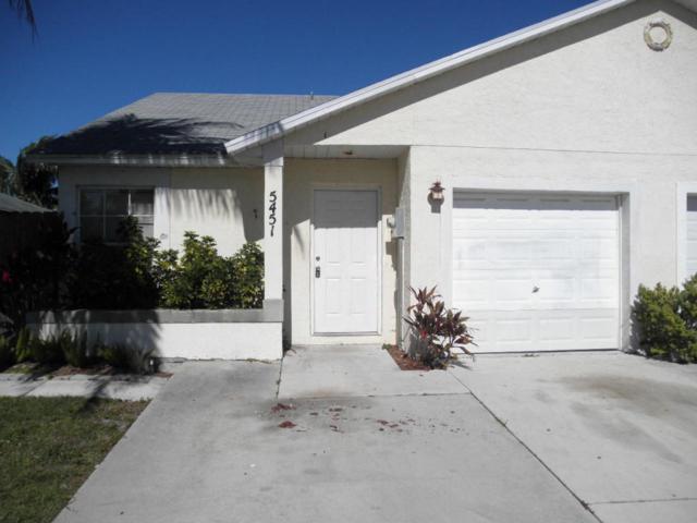 5451 Pinnacle Lane, West Palm Beach, FL 33415 (#RX-10389176) :: Amanda Howard Real Estate™