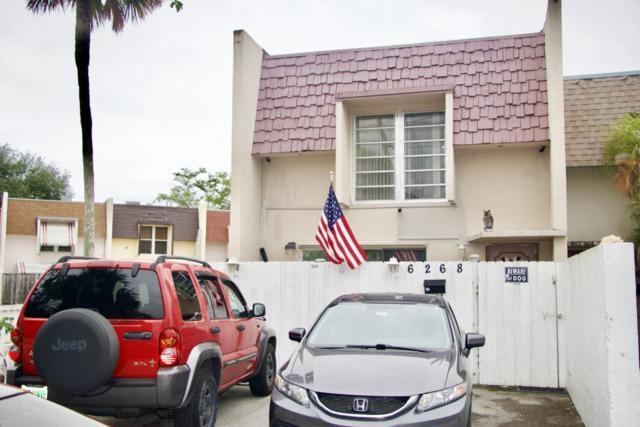 6268 Boulevard Of Champions, North Lauderdale, FL 33068 (#RX-10389211) :: Amanda Howard Real Estate™
