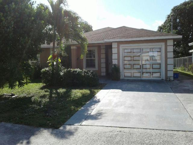 1449 Ac Evans Street, Riviera Beach, FL 33404 (#RX-10389306) :: The Haigh Group   Keller Williams Realty