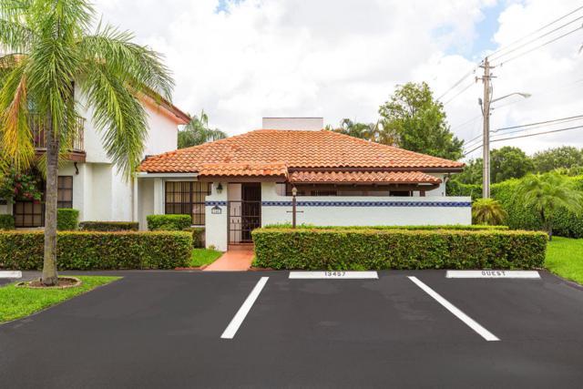 13457 Fountain View Boulevard, Wellington, FL 33414 (#RX-10389588) :: Ryan Jennings Group