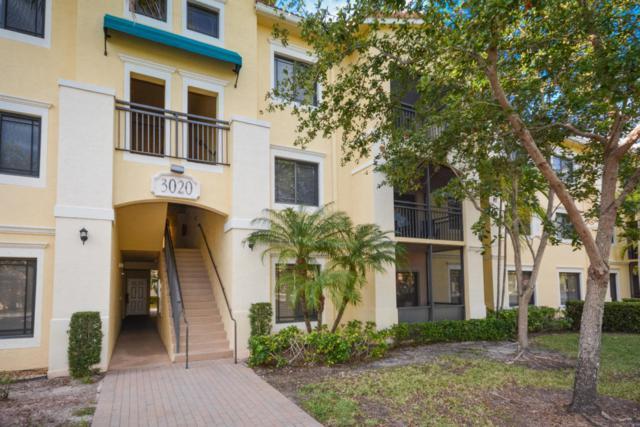 3020 Alcazar Place #202, Palm Beach Gardens, FL 33410 (#RX-10389613) :: Ryan Jennings Group