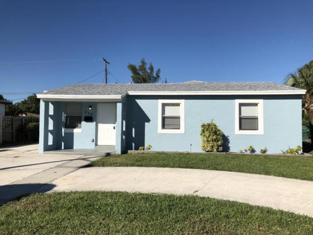 330 W 14th Street, Riviera Beach, FL 33404 (#RX-10389686) :: The Haigh Group   Keller Williams Realty