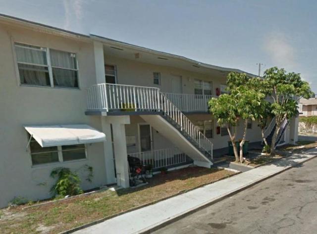 901 S B Street #201, Lake Worth, FL 33460 (#RX-10389780) :: Ryan Jennings Group