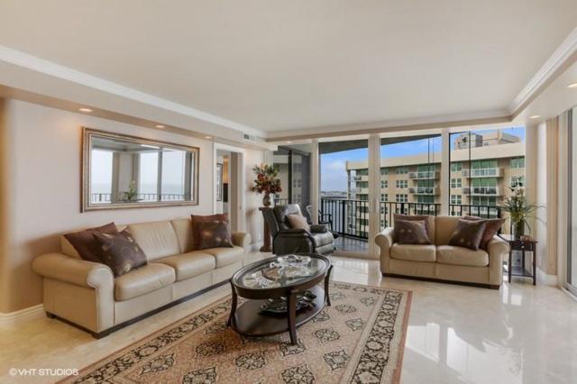 5420 N Ocean Drive #1703, Riviera Beach, FL 33404 (#RX-10390220) :: The Haigh Group   Keller Williams Realty