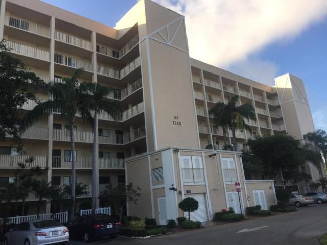 7240 Huntington Lane #701, Delray Beach, FL 33446 (#RX-10390232) :: The Haigh Group   Keller Williams Realty