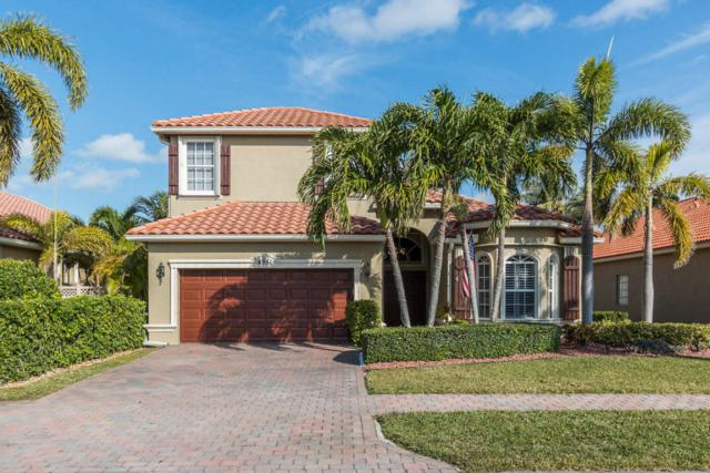 4951 Bismarck Palm Drive, Boynton Beach, FL 33436 (#RX-10390253) :: The Haigh Group | Keller Williams Realty