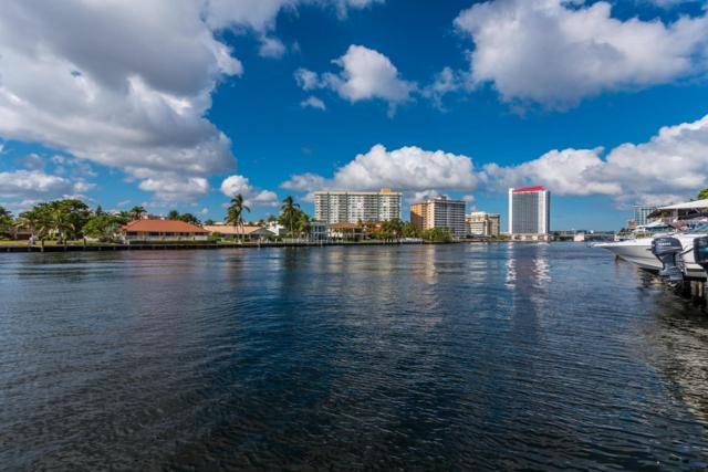 2001 S Ocean Drive #32, Hallandale Beach, FL 33009 (MLS #RX-10391554) :: Castelli Real Estate Services