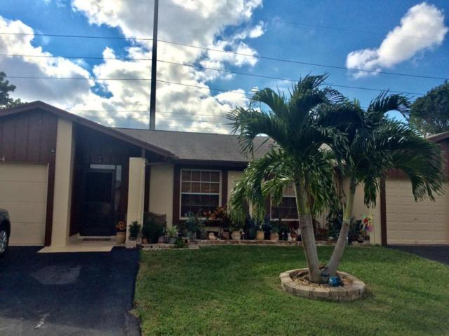 5384 Viburnum Circle NW, Delray Beach, FL 33484 (#RX-10392160) :: Ryan Jennings Group