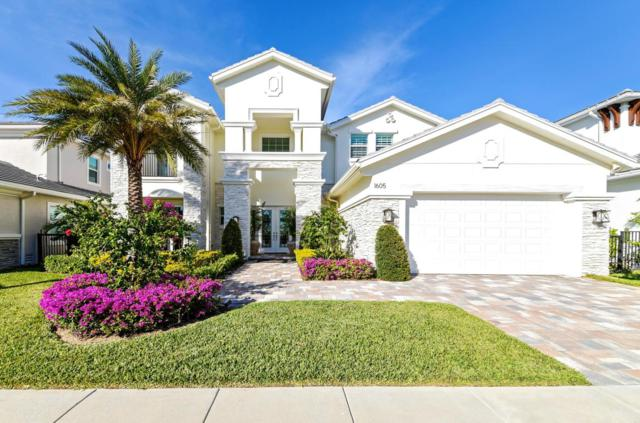 1605 E Hemingway Drive, Juno Beach, FL 33408 (#RX-10394623) :: The Carl Rizzuto Sales Team