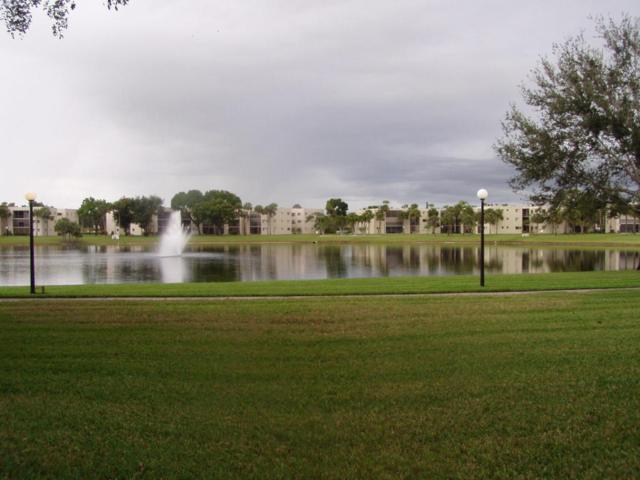 5310 Las Verdes Circle #110, Delray Beach, FL 33484 (#RX-10395167) :: Ryan Jennings Group