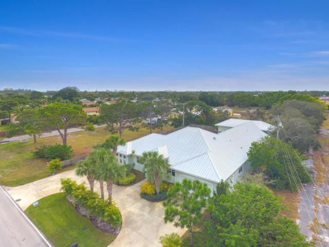4412 County Line Road, Tequesta, FL 33469 (#RX-10395539) :: The Carl Rizzuto Sales Team