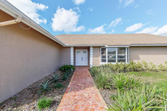 12744 SE Hobe Hills Drive, Hobe Sound, FL 33455 (#RX-10395974) :: The Carl Rizzuto Sales Team