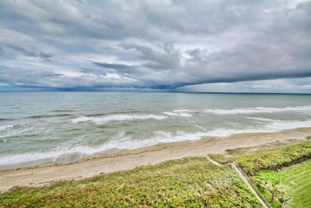 10072 S Ocean Drive 9S, Jensen Beach, FL 34957 (#RX-10396176) :: The Carl Rizzuto Sales Team