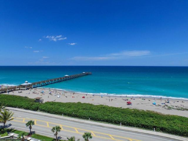 750 Ocean Royale #302, Juno Beach, FL 33408 (#RX-10396498) :: The Carl Rizzuto Sales Team