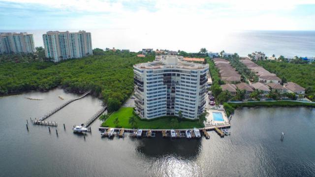 3912 S Ocean Boulevard #404, Highland Beach, FL 33487 (#RX-10396521) :: Ryan Jennings Group