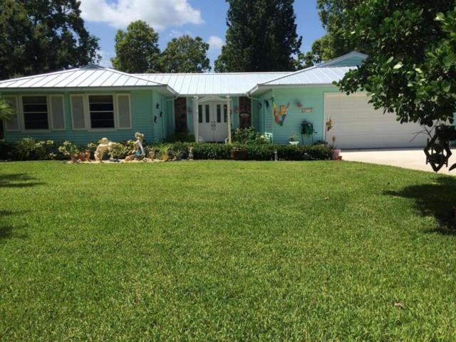 468 NE Bayberry Lane, Jensen Beach, FL 34957 (#RX-10396989) :: The Carl Rizzuto Sales Team