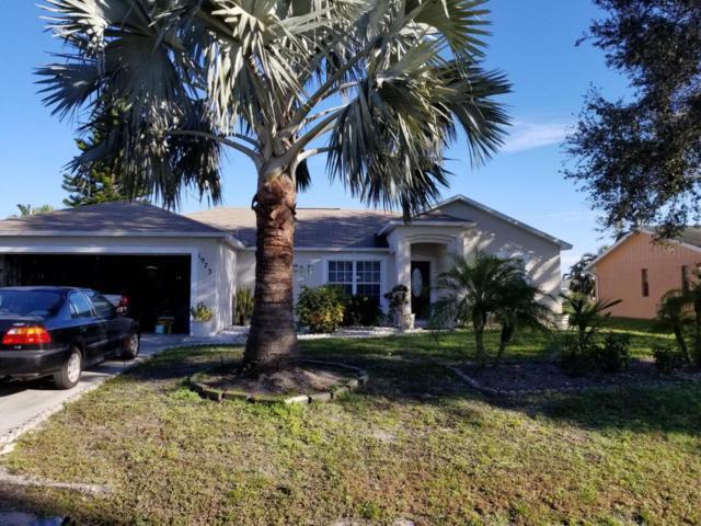 1973 SE Doverbrook Street, Port Saint Lucie, FL 34983 (#RX-10396995) :: The Carl Rizzuto Sales Team
