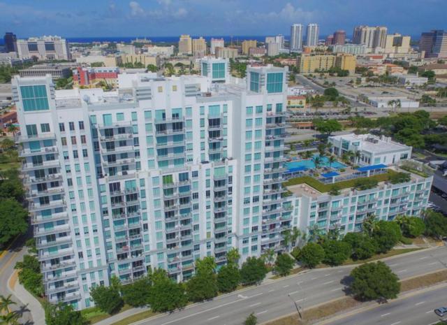 300 S Australian Avenue #406, West Palm Beach, FL 33401 (#RX-10397095) :: The Carl Rizzuto Sales Team