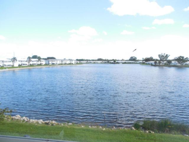1116 Lake Terrace #203, Boynton Beach, FL 33426 (#RX-10397096) :: The Carl Rizzuto Sales Team
