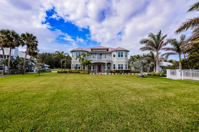 5407 S Indian River Drive, Fort Pierce, FL 34950 (#RX-10397150) :: The Carl Rizzuto Sales Team