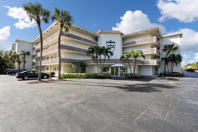 1910 S Ocean Boulevard #306, Delray Beach, FL 33483 (#RX-10397152) :: The Carl Rizzuto Sales Team