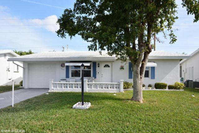 400 SW 8th Place, Boynton Beach, FL 33426 (#RX-10397160) :: The Carl Rizzuto Sales Team