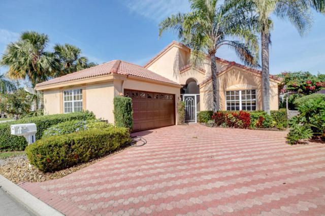 7558 Ironbridge Circle, Delray Beach, FL 33446 (#RX-10397181) :: The Carl Rizzuto Sales Team