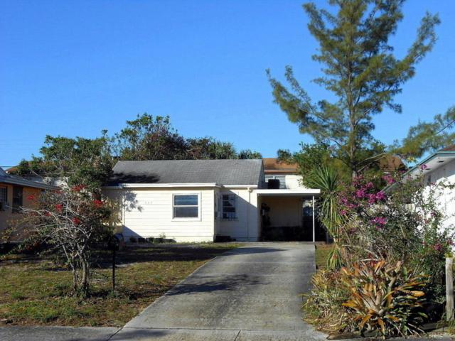 421 S C Street, Lake Worth, FL 33460 (#RX-10397615) :: United Realty Consultants, Inc