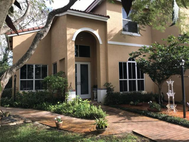 4480 NW 42 Terrace, Coconut Creek, FL 33073 (#RX-10397633) :: United Realty Consultants, Inc