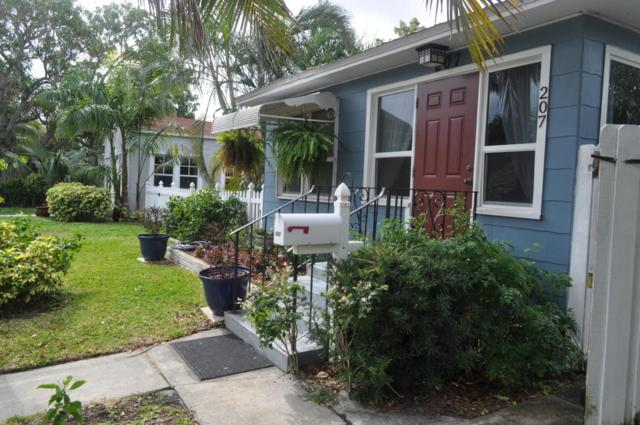 207 S K Street, Lake Worth, FL 33460 (#RX-10397681) :: United Realty Consultants, Inc