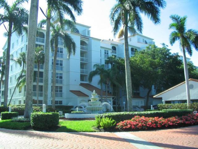 4112 W Palm Aire Drive 122B, Pompano Beach, FL 33069 (#RX-10397686) :: Ryan Jennings Group