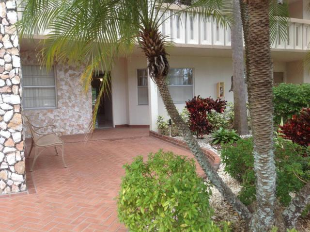 1604 Abaco Drive E1, Coconut Creek, FL 33066 (#RX-10397710) :: United Realty Consultants, Inc