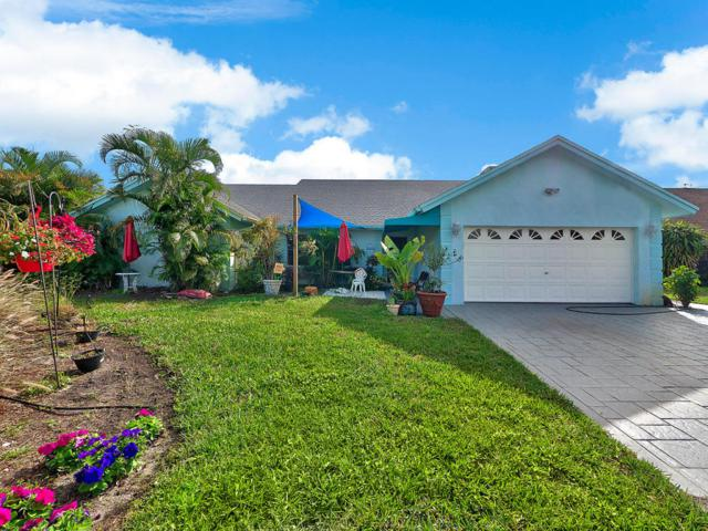 702 Mallard Drive, Delray Beach, FL 33444 (#RX-10397714) :: United Realty Consultants, Inc