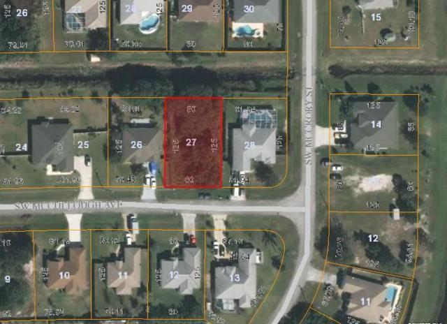 611 SW Mccullough Avenue, Port Saint Lucie, FL 34953 (#RX-10397781) :: United Realty Consultants, Inc