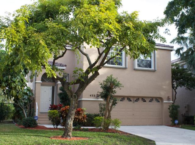 433 NW 87th Lane, Coral Springs, FL 33071 (MLS #RX-10398778) :: Castelli Real Estate Services