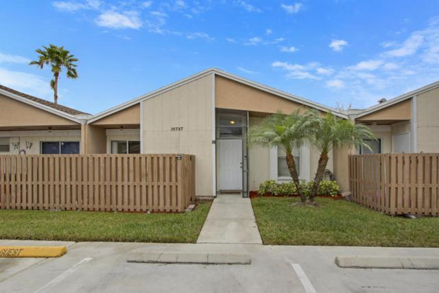 15737 Woodgate Court B, Sunrise, FL 33326 (MLS #RX-10398916) :: Castelli Real Estate Services